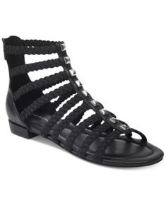 Marc Fisher Pepita Gladiator Sandals