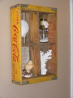 Coke Crate Project