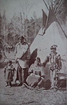 Eastern Canadian Indians                                                       …