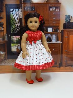 Hey, I found this really awesome Etsy listing at https://www.etsy.com/listing/186709751/mixed-berries-dress-for-american-girl