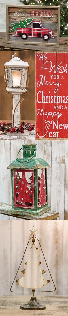 Lots of rustic Christmas goodies added! Take a peek at https://rusticsco.com/collections/christmas