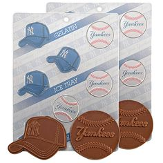New York Yankees Candy Mold - 2 pack - MLB.com Shop