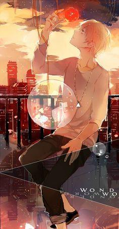 I love this anime guy! I wonder which anime he is from. Hot Anime Boy, I Love Anime, Awesome Anime, Anime Girls, Manga Anime, Manga Art, Otaku, Anime Style, Kawaii Anime