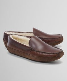 Brooks Brothers Slippers. Totally worth $100... one day.