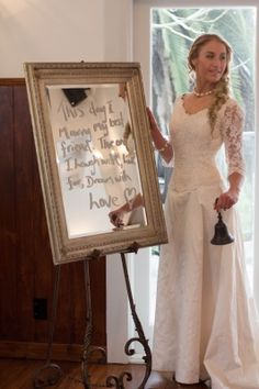 Easels Signs Frames & Pinboards Easels, Signs, Wedding Dresses, Beautiful Things, Frames, Vintage, Fashion, Bride Dresses, Moda