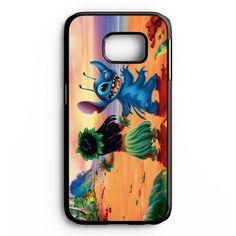 Lilo Stitch Samsung Galaxy S6 Edge Plus Case