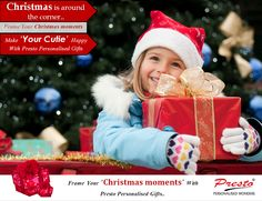 Christmas is around the corner.. Frame Your Christmas Moments & Make 'Your Cutie' Happy With Presto Personalised Gifts..!!  Buy Amazing #Presto Personalized Gift From -www.prestowonders.com  #personalizedgifts #prestogifts #gifts #giftideas #moment #happymoments #Christmas #happyChristmas #santaclause #ChristmasMoments