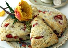 Do you know what I love about scones?  1. One bowl, one spoon, your hands.  Yep, I love anything that requires less than three utensils.  W...
