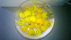 SINGING TIME IDEA: Put the numbers of FUN PRIMARY SONGS on balls and let the kids choose a ball. @FOREVER™™ Sew Cute