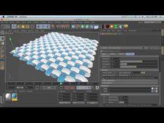 Free C4D Preset: The Grid Maker - YouTube