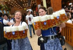 German Oktoberfest, Oktoberfest Party, Octoberfest Girls, October Festival, Beer Girl, Beers Of The World, More Beer, Festivals Around The World, Root Beer