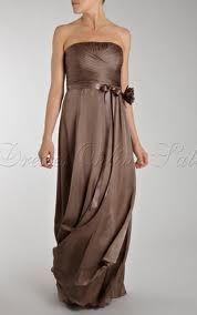 light brown bridesmaid dresses uk - Google Search