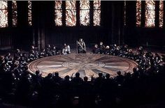 Camelot 1967 - Nights of The Round Table Camelot Movie, Camelot Castle, Fantasy Places, Fantasy World, Magic Realms, Mists Of Avalon, School For Good And Evil, Legend Of King, Knight In Shining Armor