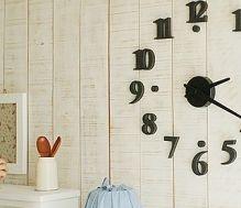 DIY clock #DIY #clock #cool as added on stuffpool.com