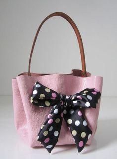 Τσάντα από τα χεράκια σου - DIY