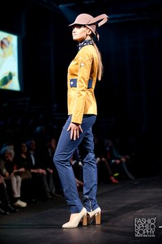 SCHABOWSKA /fot. Łukasz Szeląg / #GalaAbsolwentów2013 #ASP #FashionWeekPoland #Lodz #FashionPhilosophy #FashionDesigners