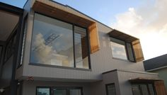windows & timber awnings-North Curl Curl