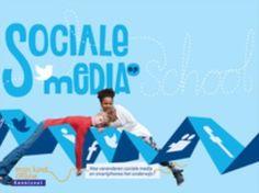 De brochure 'Sociale media op school' laat zien hoe sociale media kunnen bijdragen aan het leerproces bij jongeren van 10 tot en met 17 jaar. Het geeft leraren inspiratie en nieuwe inzichten hoe zij sociale media kunnen inzetten in het onderwijs.