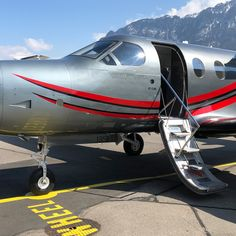 Pilatus PC 12 | Private airplane designed by studio a.s.h. Airplane Painting, Airplane Design, Airplanes, Business Ideas, Aviation, Aircraft, Poetry, Future, Studio