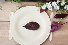 Vintage botanical dinner party idea | photo by Meghan Sadler | 100 Layer Cake