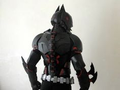 Galaxy Fantasy: Impresionante armadura cosplay de Batman Beyond