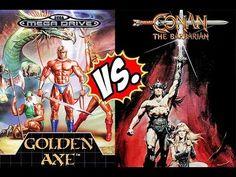 Golden Axe roubou os sons do filme Conan. Leia o artigo completo: http://wp.me/p90oS-df