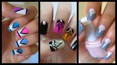 Easy Nail Art For Beginners!!! #17 | MissJenFABULOUS