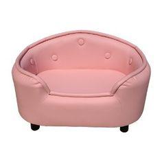 Adorable Pink Dog Sofa Beds