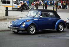 Beetle Convertible, especially for you Julia:) Bugatti, Lamborghini, Volkswagen Beetle Vintage, Vw Super Beetle, Audi, Porsche, Beetle Convertible, My Dream Car, Vw Beetles