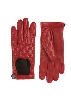 driving gloves. Rag & Bone