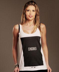 'Censored' tee shirt - 39,90€