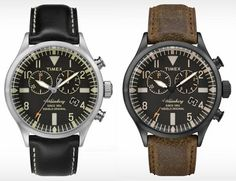 Timex Waterbury Chronographs | 10 Best Bets for $75 or Less on Dappered.com