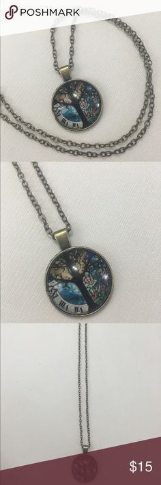 All seasons necklace Beautiful colors! Jewelry