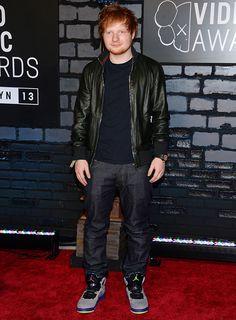 Amo a este hombre <3 Ed Sheeran