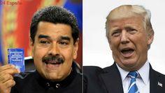 El Gobierno de Maduro acusa a Trump de «amenazar la estabilidad de América Latina»