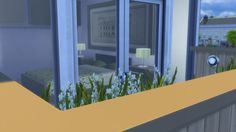 What a Sim House blog: Modernism Lane 8