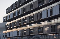 Îlot 19, La Défense-Nanterre / Farshid Moussavi Architecture