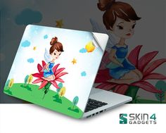 Skin4Gadgets Fairy Laptop Skin For 15 and 15.6 inch Laptop