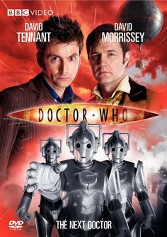 Doctor Who: The Next Doctor (2008 Christmas Special): David Tennant, David Morrissey: