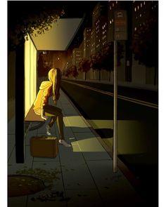 Yao Yao ma van as Art Sketches, Art Drawings, Illustration Mode, Foto Art, Anime Art Girl, Aesthetic Art, Cute Wallpapers, Amazing Art, Illustrators