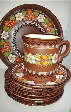 Ukrainian ceramic , from Iryna