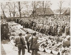 Wladyslaw Siwek Art Marching Out To Work Auschwitz