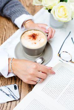 .Good Coffee. Good book. Good morning.