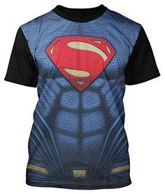 Superman - Camiseta - para hombre multicolor xx-large #camiseta #realidadaumentada #ideas #regalo