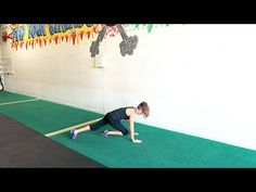24 Crunchless Core Workout Moves - YouTube