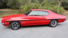 1971 Pontiac T37 presented as lot J42 at Kissimmee, FL 2013 - image2