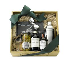 Time to start thinking about gift giving this year. Artisanal Cocktail Gift Set