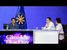 Give Us This Day with special guest Philippine President Rodrigo Duterte Spiritual Enlightenment, Spirituality, Rodrigo Duterte, Son Of God, Image Categories, All Video, Special Guest, Apollo, Worship