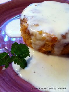 Rich and Sweet by Bia Rich: Search results for bourbon bread pudding