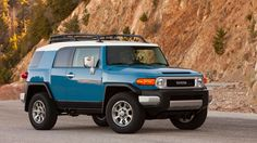 The FJ Cruiser is definitely a distinctive vehicle. It does not have anti-roll technology. The Toyota FJ Cruiser isn't marketed by Toyota Nigeria Toyota Fj Cruiser 2015, Toyota Suv Models, Fj Cruiser Off Road, Land Cruiser, Best Off Road Vehicles, Best 4x4, Offroader, 4x4 Off Road, Dream Cars